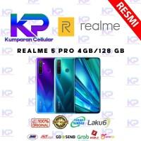 REALME 5 PRO 4GB 128GB GARANSI RESMI