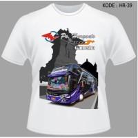 Kaos Bus PO Haryanto Tshirt Ganesha Jetbus3 Baju Bus Mania Jetbus 3 HD