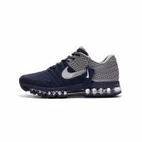 Sepatu Nike original Air Max 2017 blue gray sneakers original