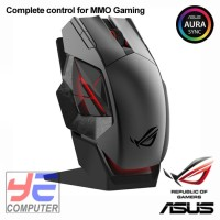 ASUS ROG SPATHA - RGB Wireless/Wired Laser Gaming Mouse
