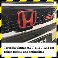 Emblem Honda Merah