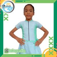 Baju renang rok anak ( RRA 02 ) - M