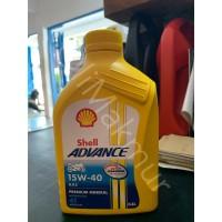 Shell ADVANCE AX5 15W - 40 4T (0,8L)