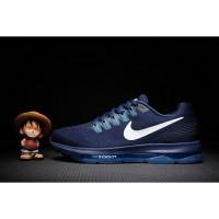 Lucu Sepatu Model Nike Lunar January 34 Warna Biru Tua Ukuran 40-45