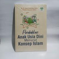 Buku Pendidikan Anak Usia Dini Menurut Konsep Islam Ihsan Original