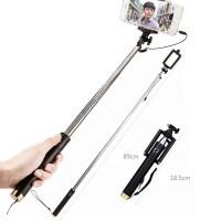 Cantik selfie stik tongsis untuk samsung iphone IOS Palo Selfie