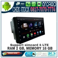 PROMO Tape mobil android SIM CARD AVT 6767 AND RAM 2GB MEMORY 16GB SIM