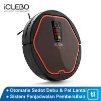 Iclebo Arte Robot Pembersih Lantai Vacuum Cleaner Garansi 4990000 7734