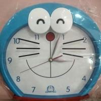 Jam Dinding Kepala Doraemon Jumbo Yusufaziz