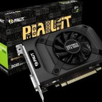 Discount Palit Nvidia Geforce Gtx 1050 - 3Gb Stromx Ddr5 96Bit - Vga