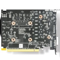 Promo Diskonan Zotac Geforce Gtx 1050 Ti 4Gb Ddr5 Oc Series Original