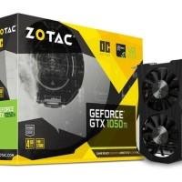 Terbaru New Zotac Geforce Gtx 1050 Ti 4Gb Ddr5 Oc Series Terlaris