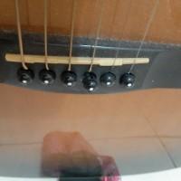 Jual Gitar Akustik Elektrik Samick Greg Bennett Sj 14 Mulus Original