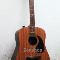 Gitar Akustik Elektrik Samick Lw-015 E Second Jarang Dipakai