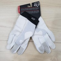 Fox Defect Dirtpaw Glove Motor White Sarung Tangan Gloves - M