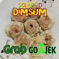 Dimsum Frozen Dim Sum Ayam Frozen Isi 8 Topping Mix Bukan Somay Siomay