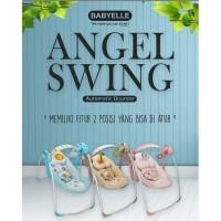 (Baby Club Itc Bsd) Bouncer Babyelle Swing Angel