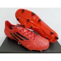 SEPATU BOLA ADIDAS F50 X 99.1 RED BLACK