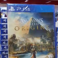 PS4 GAME ASSASSINS CREED ORIGINS NEW