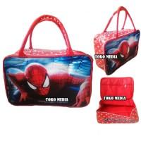 Tas Travel Bag Koper Karakter Anak Uk. Besar - SPIDERMAN