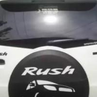 Bahan Samping Putih Polos Ukuran Ban Kecil Rush Terios CR-V Taruna