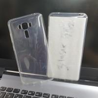 Soft Case Bening Premium Clear Asus Zenfone 3 Laser ZC551KL Silicon