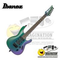 Ibanez Axion Label S671ALB - Black Aurora Burst Gloss