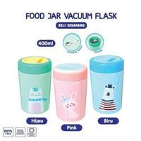 Baby Safe Food Jar Vacuum Flask / Termos Makanan 400ml TER05
