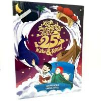 KISAH PENGANTAR TIDUR 25 NABI & RASUL Irvan Aqila - NOURA BOOKS
