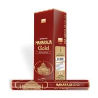 Dupa India Aromaterapi Darshan Maharaja Gold Hexa Short 1 Box