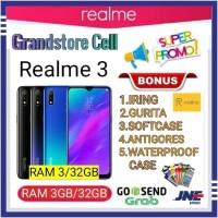 REALME 3 RAM 3/64 GB GARANSI RESMI REALME INDONESIA