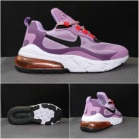 Sepatu Nike Airmax CR 270 React Ungu Hitam Putih