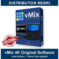 VMIX 4K ORIGINAL SOFTWARE