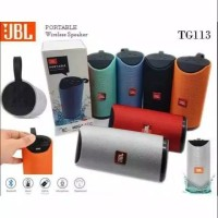 Speaker Bluetooth portable JBL Tg 113 Xtra Bass