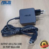 Adaptor Charger Casan Laptop Asus E202SA E202S E202 19V 1.75A Original