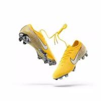 Sepatu Sepak Bola Nike Mercurial Original Kuning