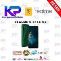 REALME 5 3GB 64GB GARANSI RESMI