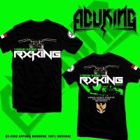Kaos Baju Rx King pulau keren