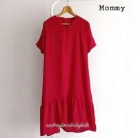 Terpopuler ! Dress kembar ibu dan anak baju couple mom and baby baju