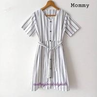 Terpopuler ! Baju kembar ibu dan anak dress couple mom and baby baju