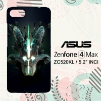 Casing Asus Zenfone 4 Max ZC520KL Dota 2 Juggernaut Arcana L3124