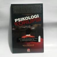 Buku Psikologi Korupsi Zainal Abidin Original Rosda