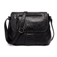 Tas Selempang Mini Wanita Messenger Bag PU Leather - 8362