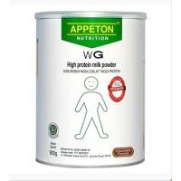Appeton WG 900gr Coklat/Vanilla
