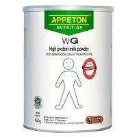 Appeton WG 450gr Coklat/Vanilla