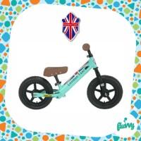Sepeda Balance Bike - London Taxi - Kick Bike (Light Green)