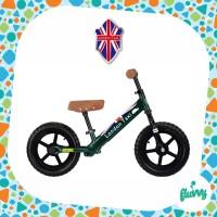 Sepeda Keseimbangan | Balance Bike - London Taxi - KickBike (Green)
