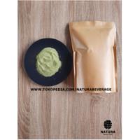 Bubuk matcha green tea 1kg powder PREMIUM GRADE