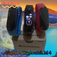 COGNOS Smartwatch M4 SMART WATCH Mirip Mi Band 4 ORI GARANSI 1 BULAN