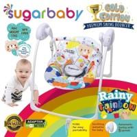 Makassar Promo! Sugar Baby Gold Edition Premium Swing Bouncer